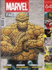 Marvel Fact Files #64 Eaglemoss Publications